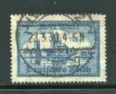 ALLEMAGNE- EMPIRE- Y&T N°356- Oblitéré - Germany