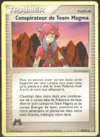 Pokémon - 2005 - Trainer – Conspirateur De Team Magma - 82/95 - Pokemon