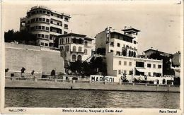 CPA Espagne MALLORCA - Hoteles Astoria, Marysol Y Costa Azul (304157) - Espagne