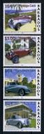 2000 -  BARBADOS  - Catg. Mi.  993/996 - NH - (G-EA-361366.11) - Barbados (1966-...)