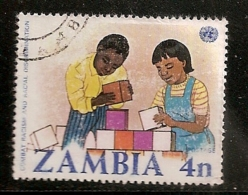 ZAMBIE  OBLITERE - Zambie (1965-...)