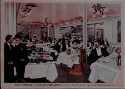 Pubblicitaria Restaurant POCCARDI - Pubblicitari