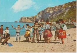 (PT297) NAZARE. TYPICAL DANCES ... UNUSED - Leiria