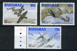 2000 - BAHAMAS  - Catg. Mi.  1046/1048 - NH - (G-EA-361366.12) - Bahamas (1973-...)