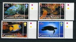 2000 - CAYMAN ISLAND   - Catg. Mi.  863/866 - NH - (G-EA-361366.12) - Cayman (Isole)