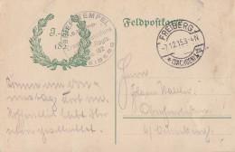 DR Feldpostkarte Freiberg Sachsen 7.12.15 Ansehen !!!!!!!!!! - Deutschland