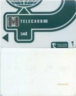 Telefonkarte Malta - Werbung - Telemalta - Grün  - Lm3 - Malta