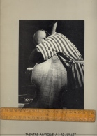 JAZZ A VIENNE Programme 1988 Photo De George BENSON GRAPPELLI TEXIER Carlos SANTANA Dave BRUBECK Dizzy GILLESPIE JACQUET - Musique