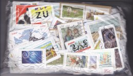 200 Grs TIMBRES Sur Fragments Grands Formats FRANCE Provenant Des Missions Et Organismes Caritatifs - Timbres