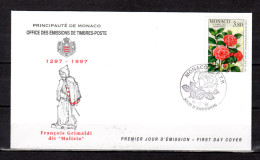 """Enveloppe 1er Jour De 1996 """" 30° CONGRES INTERNATIONAL DE BOUQUETS """" N° YT 2078. Parfait état. FDC - FDC"""