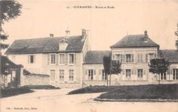 91 - Courances - Mairie Et Ecole - France