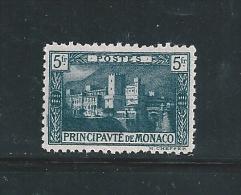 Monaco  Timbres De 1922/23  N°63  Neuf ** Parfait (cote 25€) - Monaco