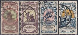 Russia 1905, Michel Nr 57-60, Used