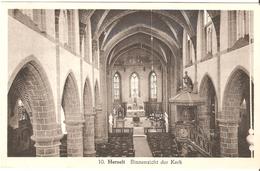 Herselt - Binnenzicht Der Kerk - Herselt