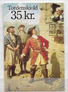 1990 MNH Danmark,, Booklet S56  Postfris - Carnets