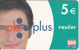 MONTENEGRO - Pro Monte Prepaid Card 5 Euro, Exp.date 25/03/05, Used