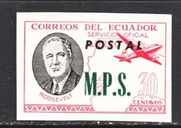 ECUADOR  267    **  F.D.  ROOSEVELT - Ecuador