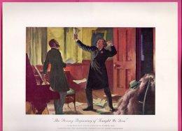 PIC00011 Magnavox Painting Of Composer Pyotr Ilyich Tchaikovsky. - Verzamelingen