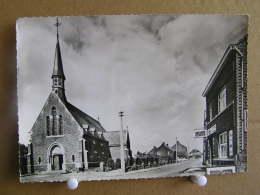 Co- 240 / Brabant Flamand,  Geetbets - Grazen - Kerk / Circulé - Geetbets
