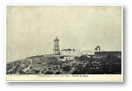 Farol Da GUIA - Barra Do Tejo - Lighthouse PHARE Leuchtturm FARO - American Windmill - Cascais Lisboa Portugal - Lighthouses