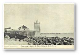 Farol De SANTA MARTA - Lighthouse PHARE Leuchtturm FARO - Cascais Lisboa Portugal - Lighthouses