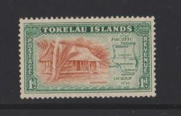 Tokelau Mi 2 Local Scenes - Nukunono - Map - Traditional House - 1948 MH - Tokelau