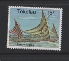 Tokelau Mi 60 Canoe Racing - 1978 * * - Tokelau