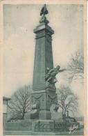 Dep 40 - Parentis En Born - Le Monument Des Morts De La Grande Guerre  : Achat Immédiat - Altri Comuni