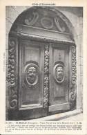 SAINT MALO - 35 -   Vieux Portail Rue De La Harpe - ENCH - - Saint Malo