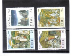 SAR454  IRLAND  1988  Michl  665/68  ** Postfrisch Siehe ABBILDUNG - 1949-... Republik Irland