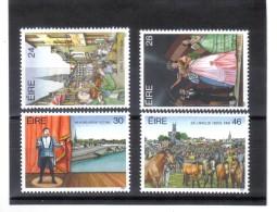 SAR449  IRLAND  1987  Michl  629/32  ** Postfrisch Siehe ABBILDUNG - 1949-... Republik Irland