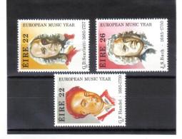 SAR436  IRLAND  1985  Michl  565/67  ** Postfrisch Siehe ABBILDUNG - 1949-... Republik Irland