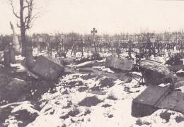 Frélinghien Friedhof   Photo Allemande - Ohne Zuordnung