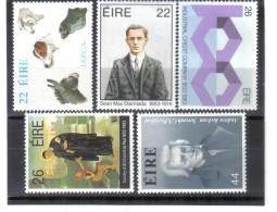 SAR419  IRLAND  1983  Michl  515/19  ** Postfrisch Siehe ABBILDUNG - 1949-... Republik Irland