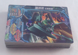 Chou Soku Henkei Gyrozetter : 37 Japanese Trading Cards - Trading Cards