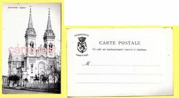 CPA RUSSIE GEORGIE BATOUM BATOUMI Eglise ( Messageries Maritimes ) - Géorgie