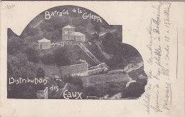 Barrage De La Gileppe - Distribution Des Eaux - Gileppe (Barrage)