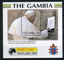 2000 - GAMBIA - Catg. Mi. BL 471 - NH - (G-EA-361366.13) - Gambia (1965-...)