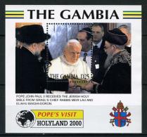 2000 - GAMBIA - Catg. Mi. BL 472 - NH - (G-EA-361366.13) - Gambia (1965-...)
