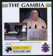 2000 - GAMBIA - Catg. Mi. BL 473 - NH - (G-EA-361366.13) - Gambia (1965-...)