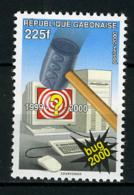 2000 - GABON - Catg. Mi. 1491 - NH - (G-EA-361366.13) - Gabon (1960-...)