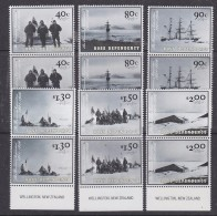 Ross Dependency 2002 The Discovery Expedition 6v  Pair )** Mnh (32565) - Ross Dependency (Nieuw-Zeeland)