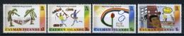 2000 - CAYMAN ISLAND - Catg. Mi. 859/862 - NH - (G-EA-361366.13) - Cayman (Isole)