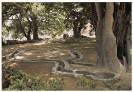 1 AK Südkorea South Korea * Posokchong Pool - Gehört Zum Gyeongju Historic Area - Seit 2000 UNESCO Weltkulturerbe - Korea (Süd)