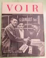 Revue Voir Images Du Monde D´aujourd´hui N°8 - Revues & Journaux