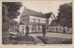 """Mont De L'Enclus, Amougies : Hôtel, Restaurant, Pension """"Au Beau Site"""" - Kluisbergen"""