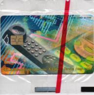 GIBRALTAR PHONECARD  -GIB-C42-3000pcs -1/01-MINT/SEALED-RARE!!! - Gibraltar