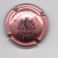 Capsule : Veuve Durand Rosé. (Voir Commentaires) - Durand (Veuve)