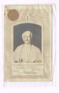 Pape S. S. Léon XIII - 1900 R. + Timbre - Vatican