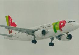 PHOTO AVIATION -  AVION  PORTUGAL - Aviazione